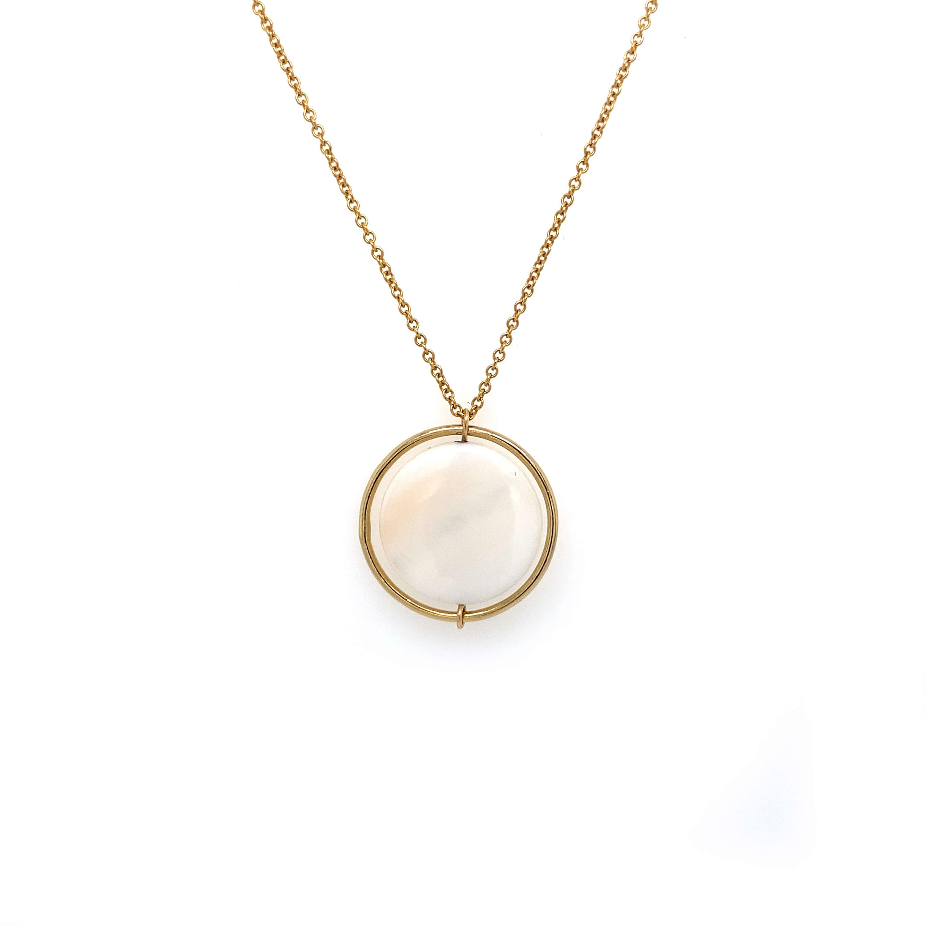 Mahina Necklace - 14k Gold Fill