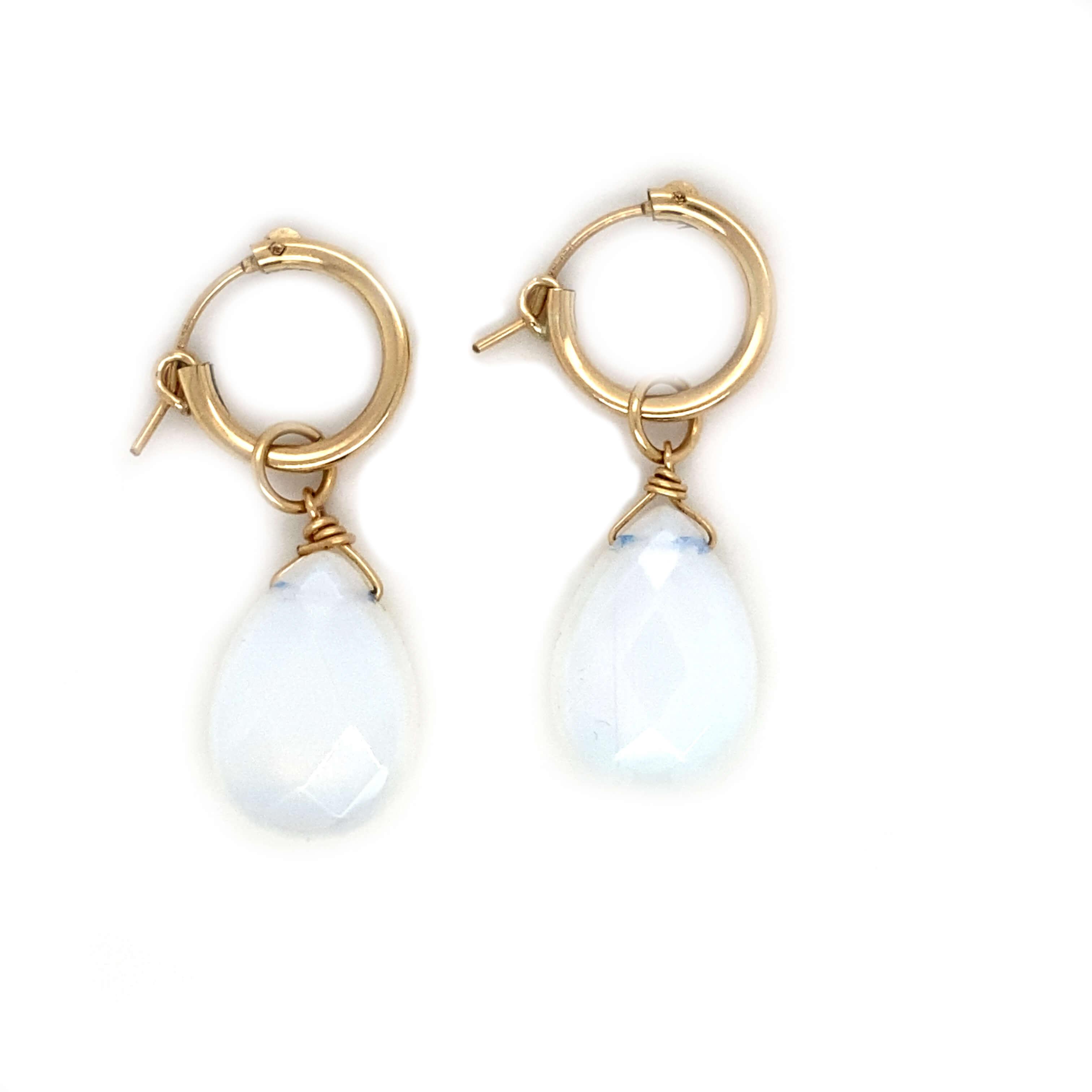 Opalite Sky Earrings